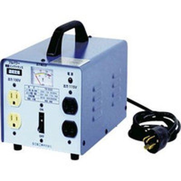【メーカー在庫あり】 日動工業(株) 日動 変圧器 降圧専用トラパック 3KVA TB-300D HD