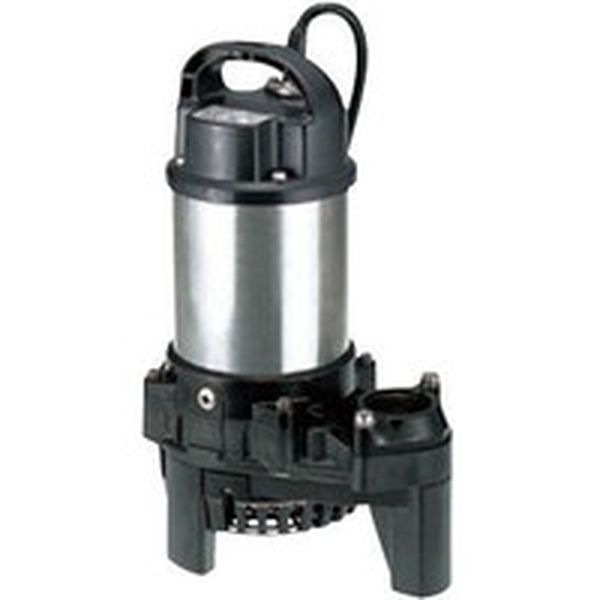 【メーカー在庫あり】 (株)鶴見製作所 ツルミ 樹脂製汚水用水中ポンプ 60HZ 40PSF2.4S HD