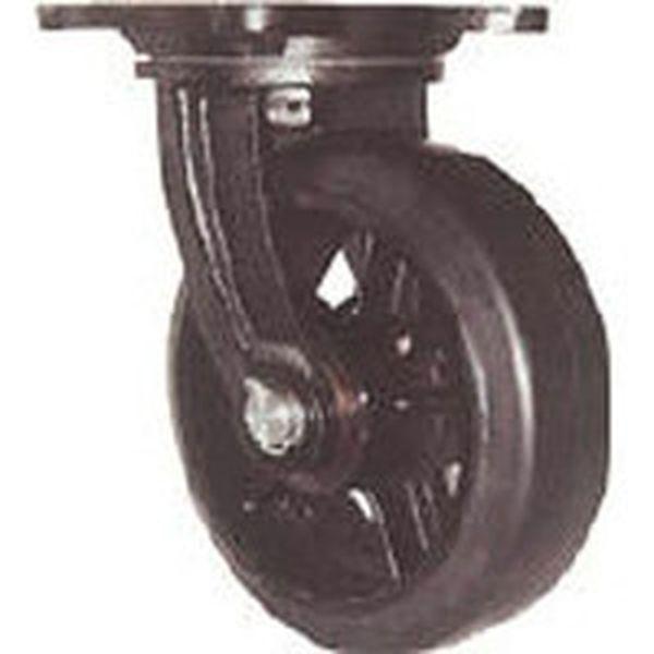 【メーカー在庫あり】 (株)ヨドノ ヨドノ 鋳物重量用キャスター MHA-MG200X75 HD