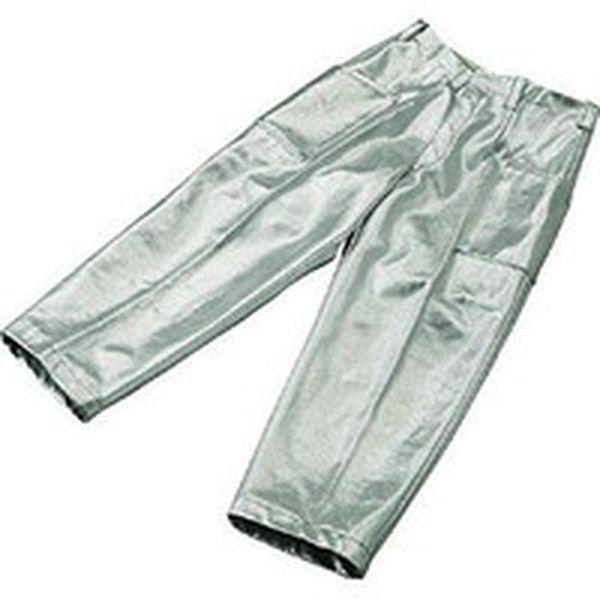 トラスコ中山(株) TRUSCO スーパープラチナ遮熱作業服 ズボン XLサイズ TSP-2XL HD