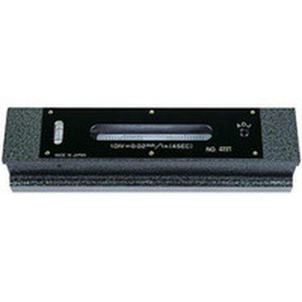 【メーカー在庫あり】 トラスコ中山(株) TRUSCO 平形精密水準器 B級 寸法300 感度0.02 TFL-B3002 HD