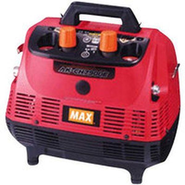 マックス(株) MAX 44気圧ハンディエアコンプレッサ 兼用エアチャック装備 AK-CH7900E HD