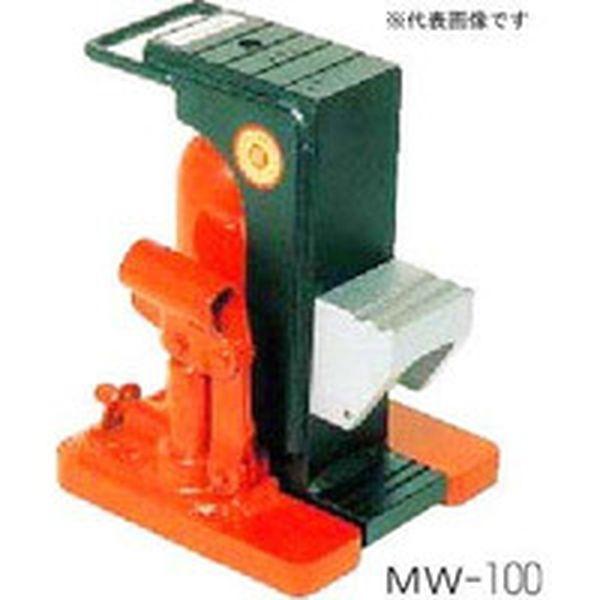 (株)今野製作所 イーグル アタッチメントタイプ2段式爪つきジャッキ 爪能力3t GW-100 HD