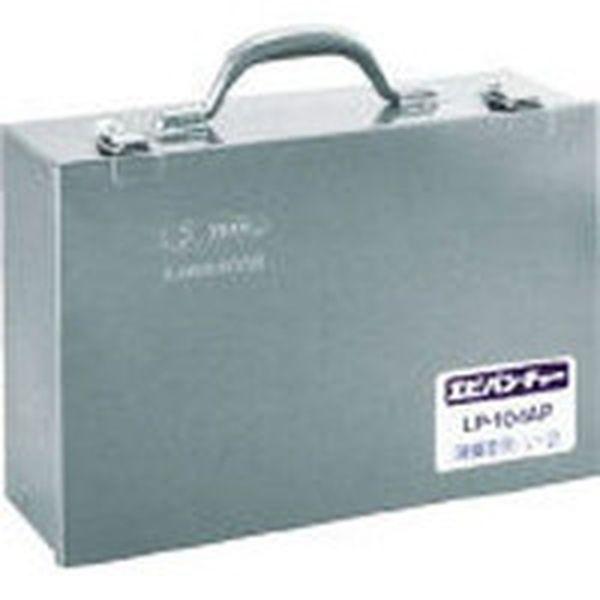 【メーカー在庫あり】 (株)ロブテックス エビ パンチャー(薄鋼管用)ポンプ付 LP104AP HD