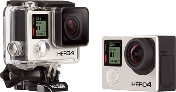 (株)タジマモーターコーポレーショ GoPro HERO4 ブラックアドベンチャー CHDHX-401-JP2 HD