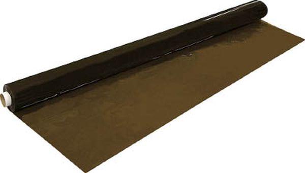 トラスコ中山(株) TRUSCO 帯電防止防炎フィルムシートUVカット遮光 0.3X1370X30M TSEF-SB-3 HD