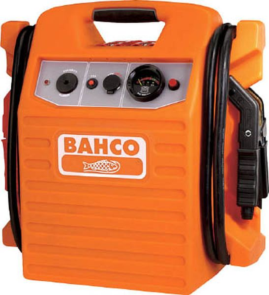 【メーカー在庫あり】 スナップオン・ツールズ(株) バーコ スタートブースター12/24V兼用タイプ BBA1224-1700 HD