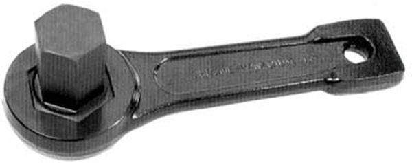【メーカー在庫あり】 旭金属工業(株) ASH 打撃六角棒スパナ19mm DA1900 HD