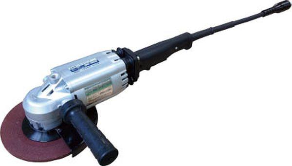 【メーカー在庫あり】 日本電産テクノモータ(株) NDC 高周波グラインダ180mm 防振形 ブレーキ付 HDGS-180AB HD