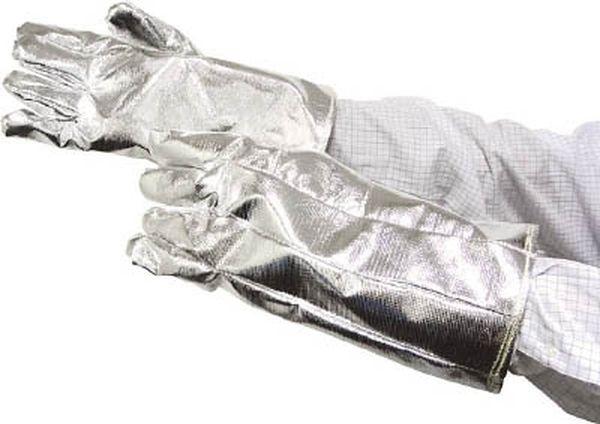 【メーカー在庫あり】 ニューテックス・インダストリー社 ニューテックス ジーフレックス アルミ被覆手袋 35cm 2100019 HD