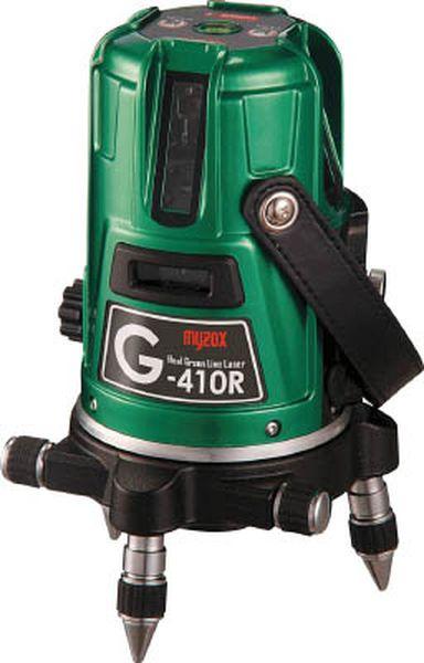 (株)マイゾックス マイゾックス リアルグリーンレーザー墨出器 G-410R 220873 HD