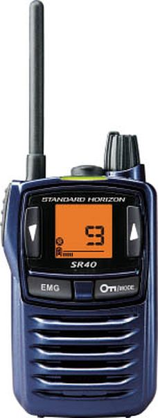 八重洲無線(株) スタンダード 特定小電力トランシーバー SR40N HD