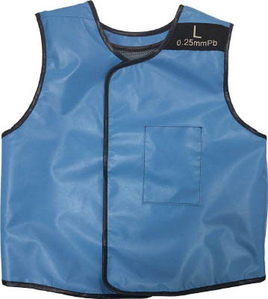 【メーカー在庫あり】 (株)アイテックス アイテックス 放射線防護衣セット L XRG-A-102-L HD