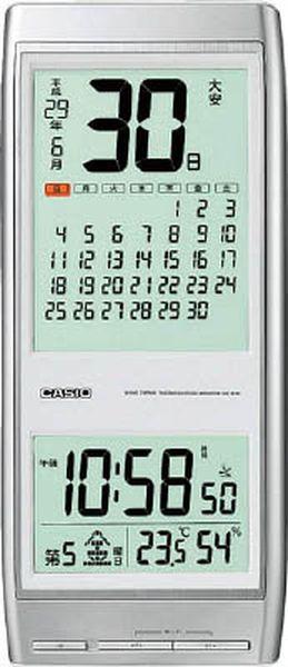 【メーカー在庫あり】 カシオ計算機(株) カシオ 電波掛け時計 IDC-310J-8JF HD