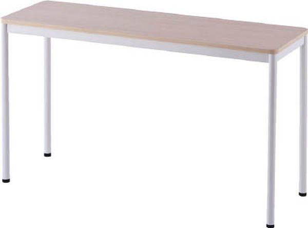 【メーカー在庫あり】 アール・エフ・ヤマカワ(株) アールエフヤマカワ RFシンプルテーブル W1200×D400 ナチュラル RFSPT-1240NA HD