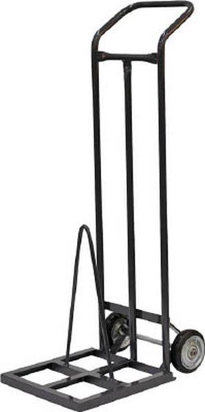 幅400X高さ1230X奥行585mm HD ロードコーンキャリー トラスコ中山(株) 【メーカー在庫あり】 TRCC-1550 TRUSCO