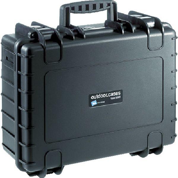 【メーカー在庫あり】 5000BSI B&W社 B&W プロテクタケース 5000 黒 フォーム 5000/B/SI HD店