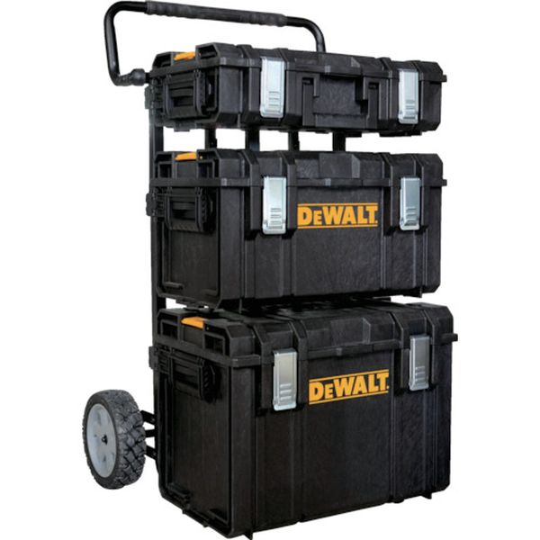 【メーカー在庫あり】 170300 DEWALT社 デウォルト システム収納BOX タフシステム セット 1-70-300 HD店