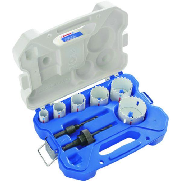 【メーカー在庫あり】 LENOX社 LENOX 超硬チップホールソーセット 電気設備用 600CTL 30295600CTL HD店