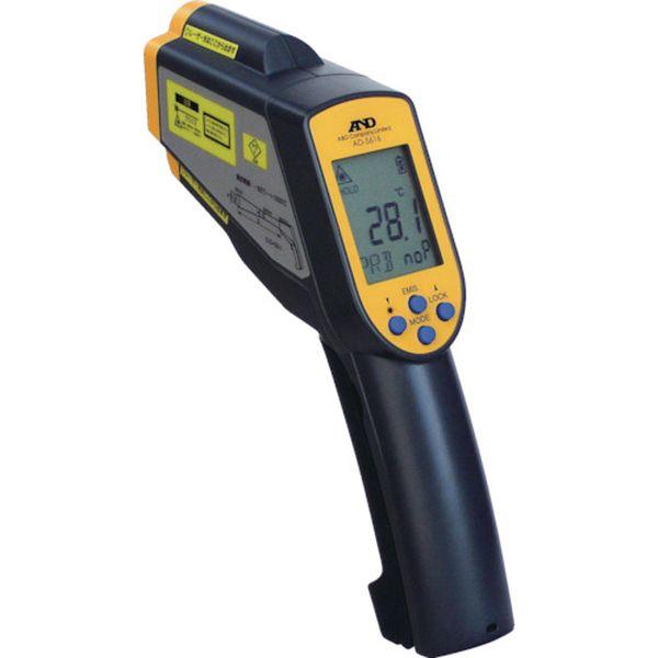 【メーカー在庫あり】 (株)エー・アンド・デイ A&D 赤外線放射温度計 AD5616 HD店