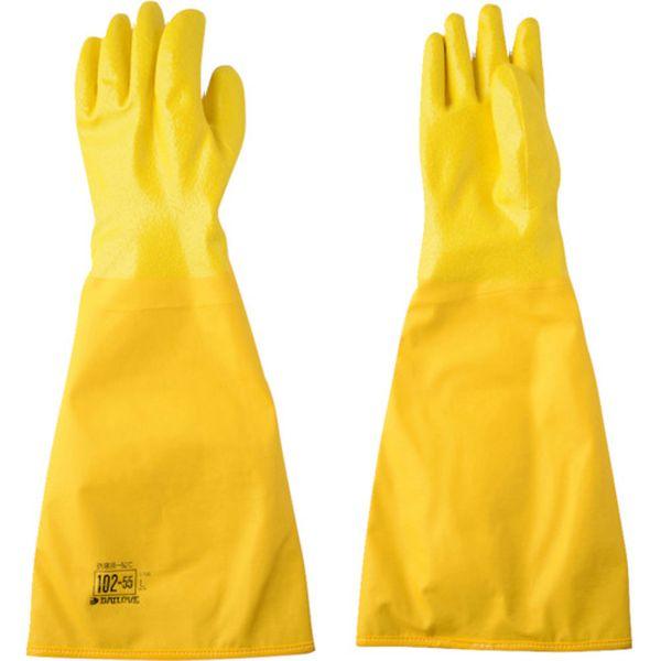 【メーカー在庫あり】 D10255L ダイヤゴム(株) DAILOVE 防寒用手袋 ダイローブ102-55(L) D102-55-L HD店
