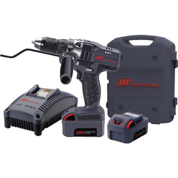 【メーカー在庫あり】 D5140K22JP Ingersoll IR 1/2インチ 充電ドリルドライバー(20V) D5140-K22-JP HD店