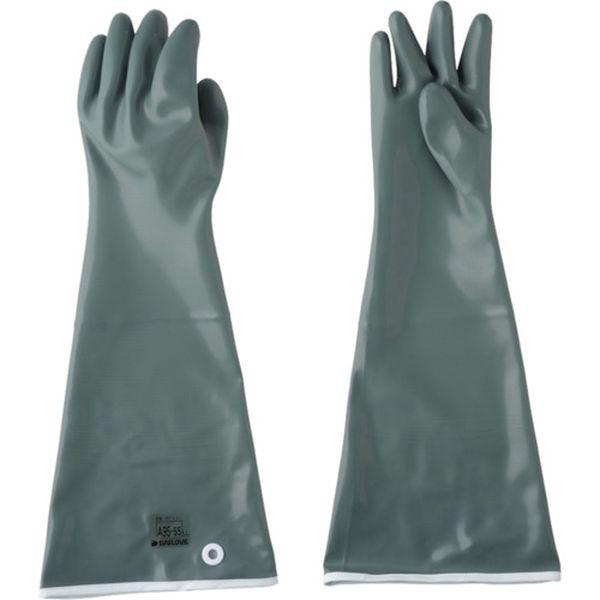 【メーカー在庫あり】 DA9555LL ダイヤゴム(株) DAILOVE 耐酸・耐アルカリ用手袋 ダイローブA95-55(LL) DA95-55-LL HD店