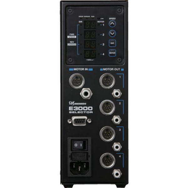 【メーカー在庫あり】 E3000SELECTOR200V (株)ナカニシ ナカニシ E3000シリーズセレクタ 200V(8426) E3000-SELECTOR-200V HD店