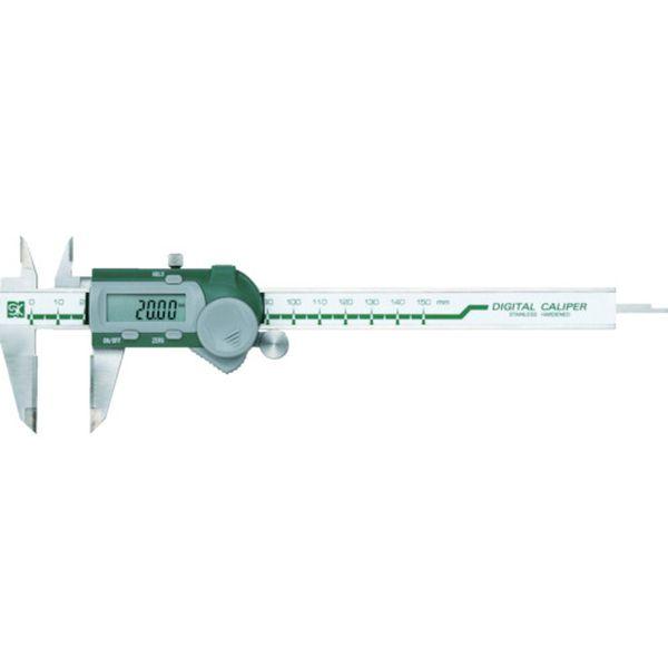 【メーカー在庫あり】 GDCS150W 新潟精機(株) SK デジタルノギス GDCS-150W HD店