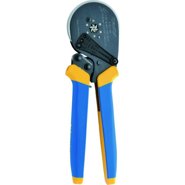 【メーカー在庫あり】 Klauke社 クラウケ 圧着工具 フェルール用 0.08~16sq K306K HD店