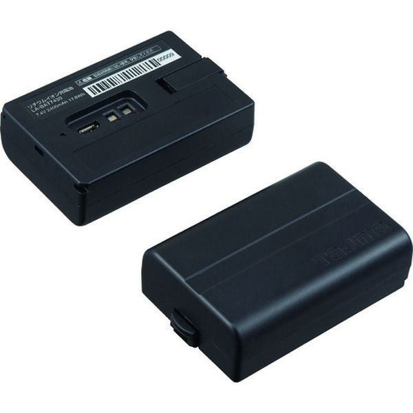 【メーカー在庫あり】 LABAT7424 (株)TJMデザイン タジマ リチウムイオン充電池7424 LA-BAT7424 HD店