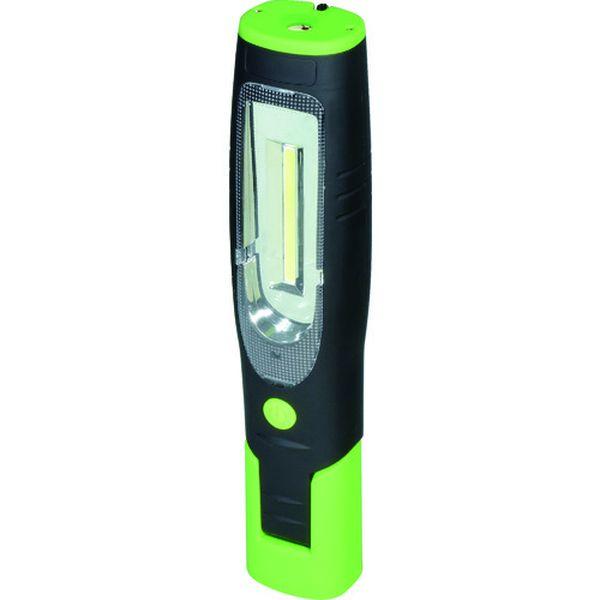 【メーカー在庫あり】 LEH1P1PCH 日動工業(株) 日動 充電式LEDハンディーライト 1.5W+3W LEH-1P1P-CH HD店