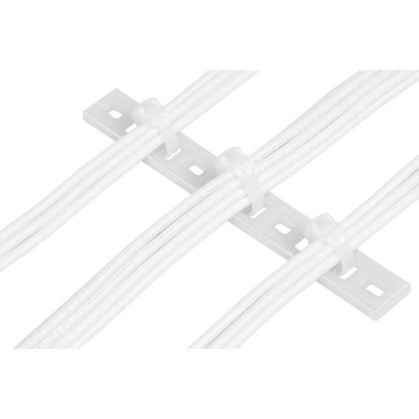 【メーカー在庫あり】 MTP2SE10C パンドウイットコーポレーション パンドウイット 固定具 マルチタイプレート(100個入)横76.2 固定M5ねじ MTP2S-E10-C HD店
