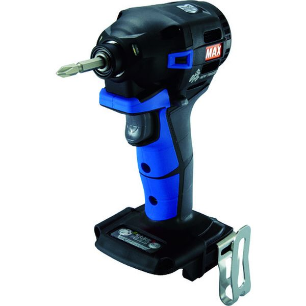 【メーカー在庫あり】 PJID152B マックス(株) MAX 18V充電インパクトドライバ本体のみ(アオ) PJ-ID152B HD店