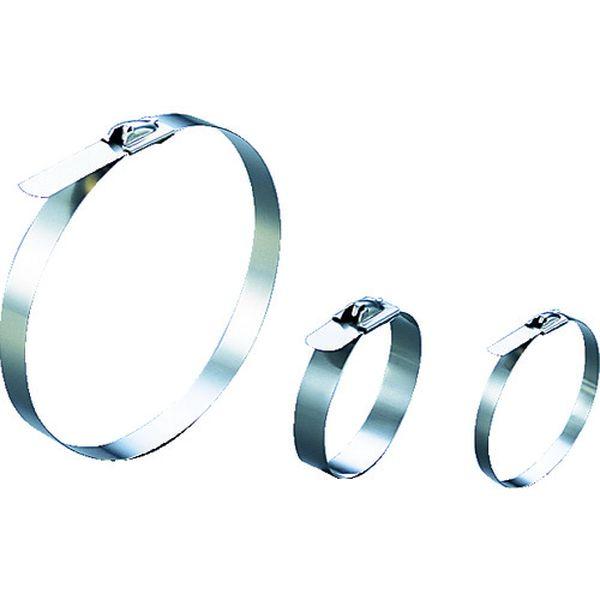 メーカー在庫あり トラスコ中山 株 TRUSCO ステンレスバンド 正規店 新作からSALEアイテム等お得な商品満載 W5.0X450L HD店 10本入 STB5450 取り外し可能タイプ