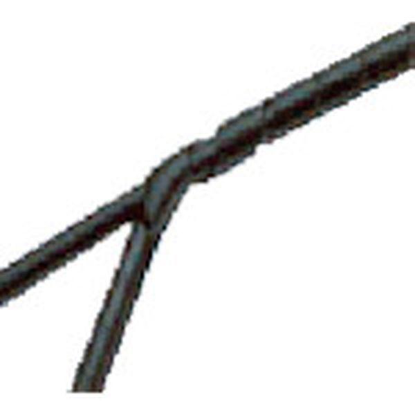 【メーカー在庫あり】 T38FC0 パンドウイットコーポレーション パンドウイット スパイラルラッピング ポリエチレン 耐候性黒 T38F-C0 HD店