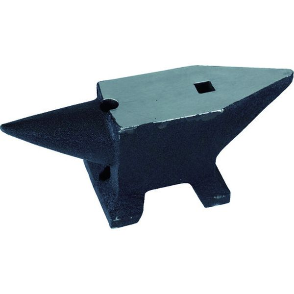 【メーカー在庫あり】 TAV10 トラスコ中山(株) TRUSCO 鋳鋼アンビル 10kg TAV-10 HD店