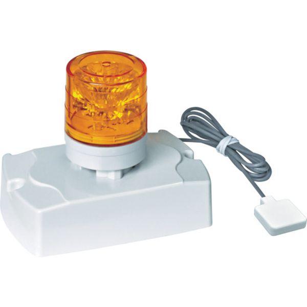 【メーカー在庫あり】 VL04S100PHN (株)日惠製作所 NIKKEI 電話着信表示灯 ニコフォン VL04S型 LED回転灯 45パイ VL04S-100PHN HD店