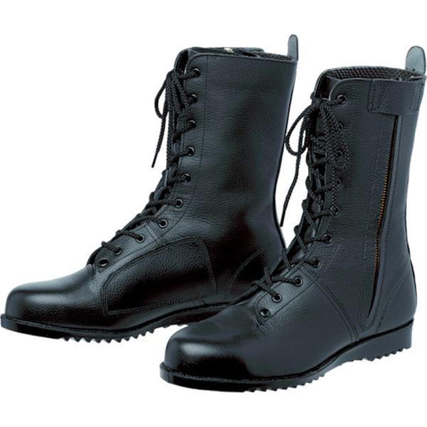 【メーカー在庫あり】 VS5311NF24.0 ミドリ安全(株) ミドリ安全 高所作業用作業靴 VS5311NオールハトメF 24cm VS5311NF-24-0 HD店