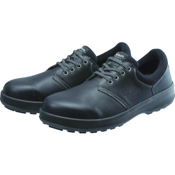 WS11B22.0 (株)シモン シモン 安全靴 短靴 WS11黒 22.0cm WS11B-22-0 HD店