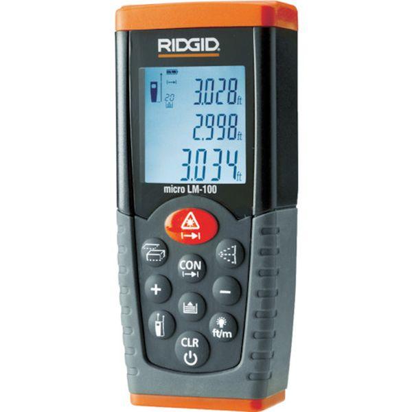 【メーカー在庫あり】 Ridge Tool Compan RIDGE 距離計 LM100 36158 HD