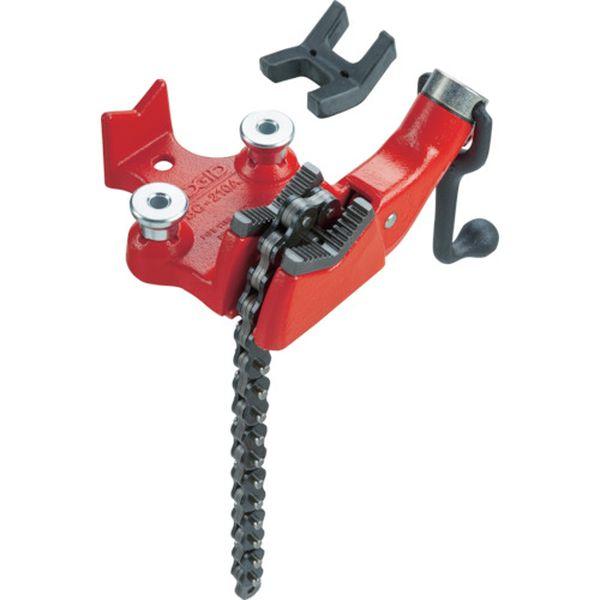 【メーカー在庫あり】 Ridge Tool Compan RIDGE トップスクリューベンチチェーンバイス BC210P 40190 HD