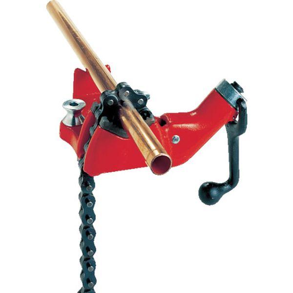 【メーカー在庫あり】 Ridge Tool Compan RIDGE BC-810 ベンチ チェーンバイス 40215 HD