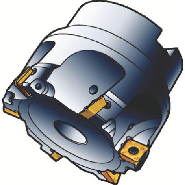 【メーカー在庫あり】 サンドビック(株) サンドビック コロミル490カッター 490-080Q27-14M HD
