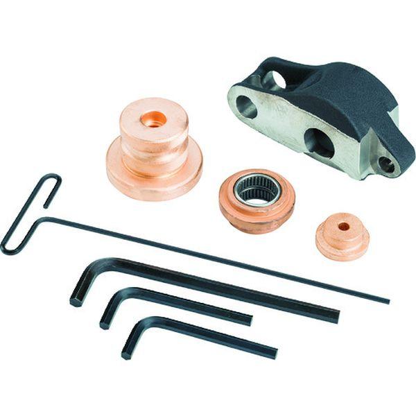 【メーカー在庫あり】 Ridge Tool Compan RIDGE 50-200A 銅管用グルーブロールセット及びドライブ 92452 HD