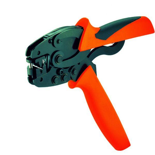 【メーカー在庫あり】 日本ワイドミュラー(株) ワイドミュラー 圧着工具 PZ 6 Roto 0.14~6sqmm 9014350000 HD店