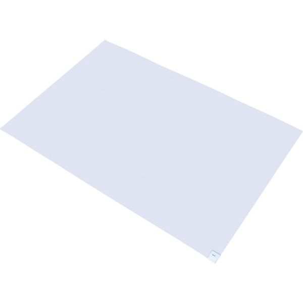 【メーカー在庫あり】 BSC84003612W (株)ブラストン ブラストン 弱粘着マット-白 BSC-84003-612W HD店