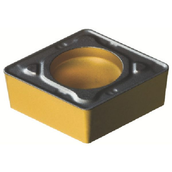 【メーカー在庫あり】 CCMT060208PR サンドビック(株)コロマントカンパ サンドビック コロターン107 旋削用ポジ・チップ COAT 10個入り CCMT HD