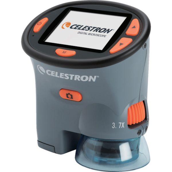 【メーカー在庫あり】 セレストロン社 CELESTRON ポータブルLCDデジタル顕微鏡 CE44310 HD