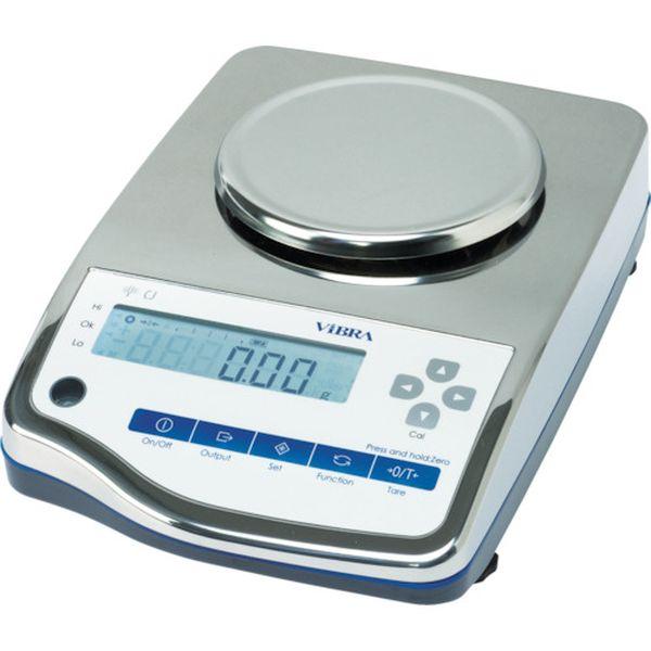 【メーカー在庫あり】 新光電子(株) ViBRA 高精度電子天びん(防水・防塵型)320g CJ-320 HD